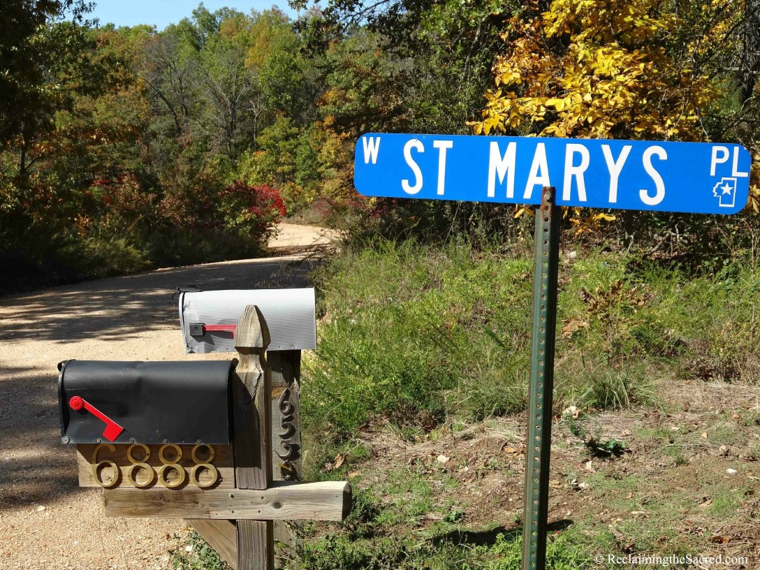 Where the streets may still have names, but what great names they are!